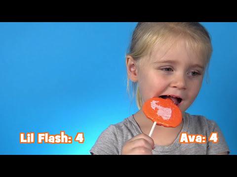 Halloween Gummy Food Challenge #2! Gross Halloween Chocolate + Candy!