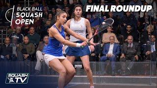 Squash: El Sherbini v El Hammamy - CIB Black Ball ...