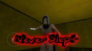 Монстр в психушке!? | Never Slept