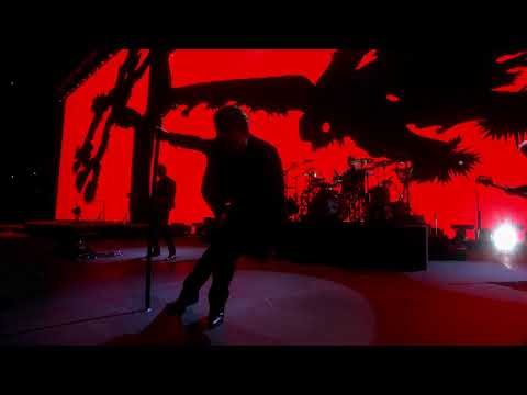 U2: THE JOSHUA TREE TOUR 2019