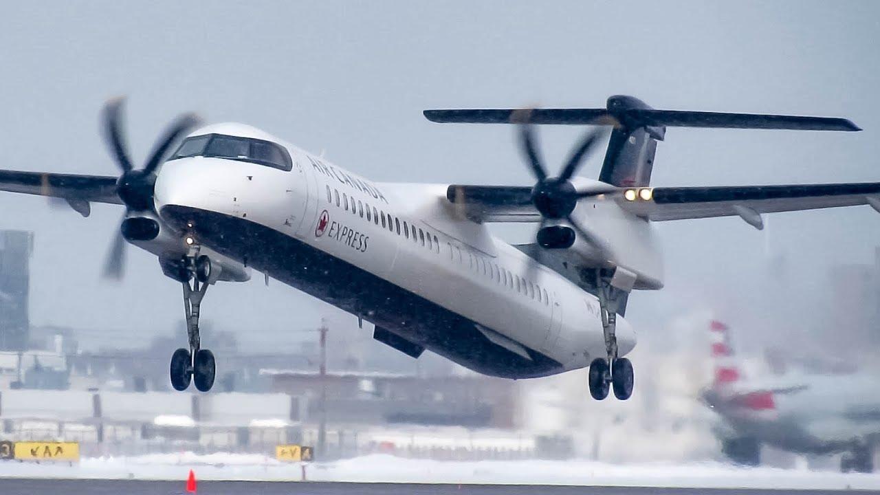 Resultado de imagen para air canada expres Q400