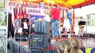 VK Sava, Sabac; 42. sabacki maraton Jarak - Sabac, 07.08.2011, poligon spretnosti