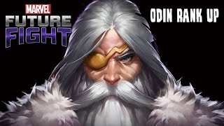Marvel: Future Fight - Odin Rank Up (Commentary)