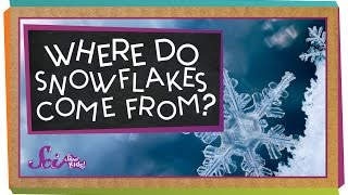 Where Do Snowflakes Come From?