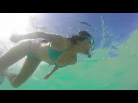 Snorkeling - GoPro. La Paz Baja California Sur