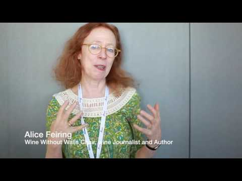 Alice Feiring - Wine Without Walls 2017