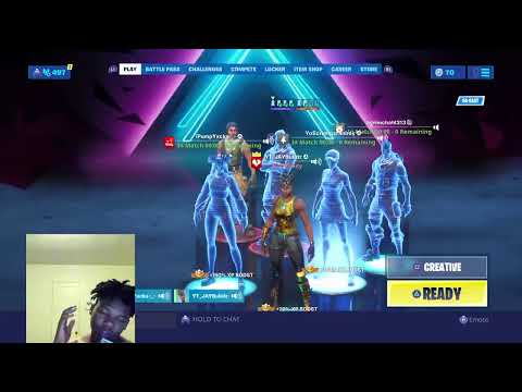 PS4 Fortnite Live Stream | Creative 2v2's For Vbucks | Vbucks Giveaway + Gifting Skins | 2v2 Wagers