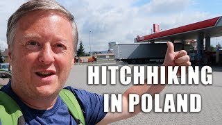 Hitchhiking in Poland (Travel Vlog Ep. 2)