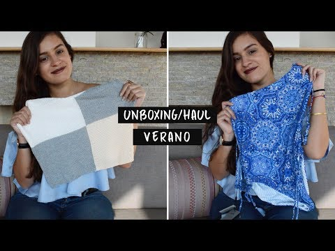 Unboxing/Haul Verano | That Style
