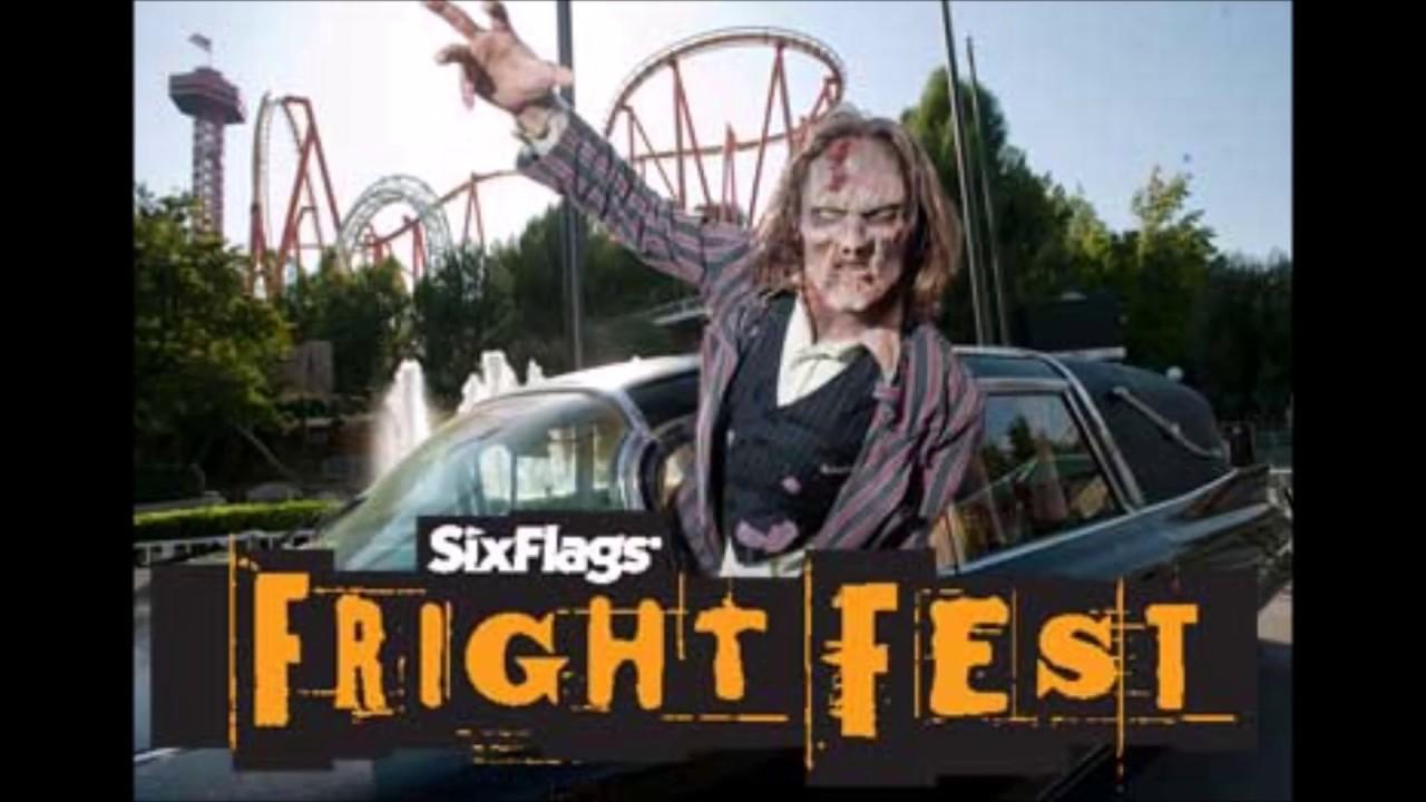 Six Flags Fright Fest at Magic Mountain @ Six Flags Magic Mountain | California | United States