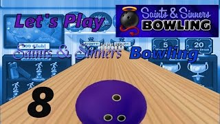 Let's Play Saints & Sinners Bowling [German] #8 - Der $10000-Hund