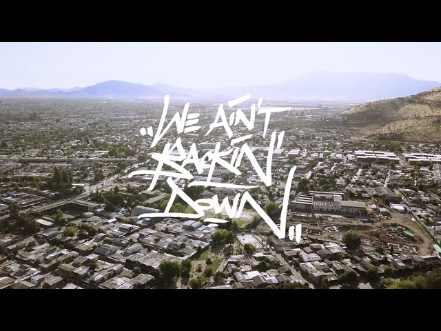BlabberMouf - WE AINT BACKIN' DOWN (Prod.SQB ) OFFICIAL MUSIC VIDEO