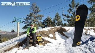 SNOWBOARDING TRIP! | Kleschka Vlogs