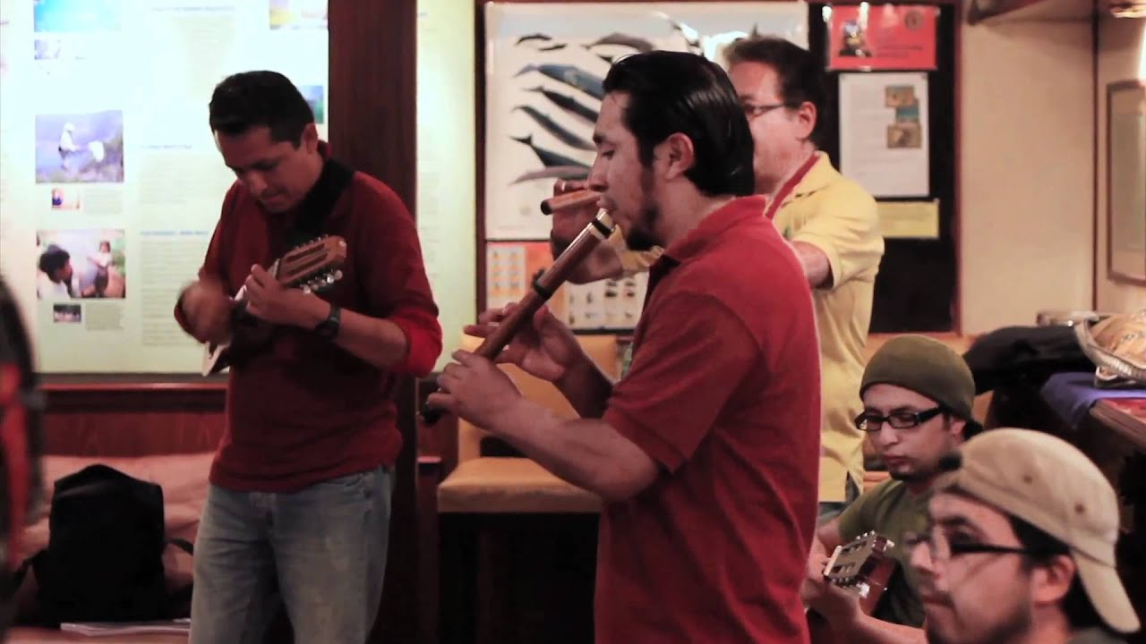 Local Music of The Galápagos Islands
