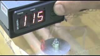 Calibração do termostato Digital - Premium Ecológica