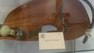 The Frédéric Dumas Historical Diving Museum - Sanary/mer, France