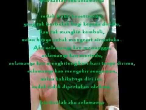 aku selamanya (original) demo ~ Dd Sulaeman