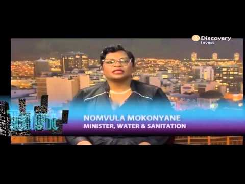 S.Africa's water & sanitation minister answers does S.Africa have a water crisis?