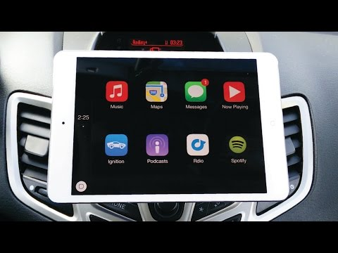 CarPlay for iPad/iPhone!
