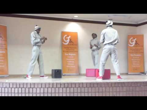 BoomWorld TV presents PANTSULA DANCE, South Africa