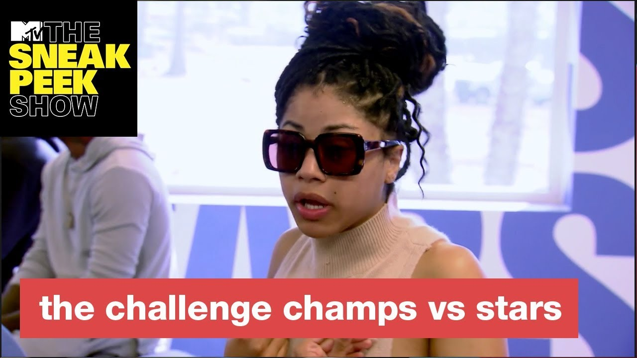 cardi-b-s-sister-hennessy-is-too-good-for-champs-v-stars-the-sneak-peek-show-mtv