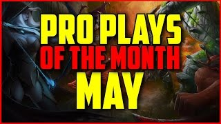 DOTA 2 - Pro Plays of the Month: May | Gameplay