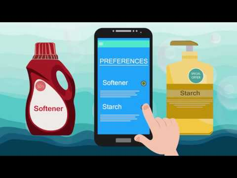 WishWash: Kuwait's favorite on-demand dry cleaning and laundry App | How it works