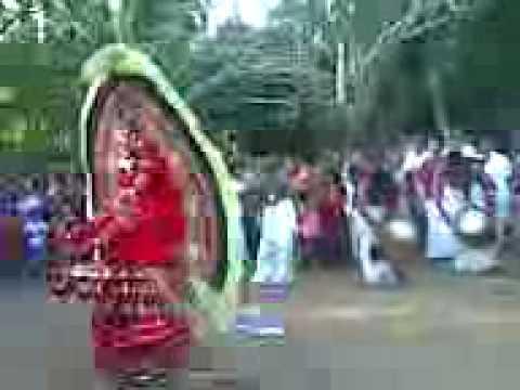 PANCHURULI:-The theyyam of Malabar,kerala:The form of Durga