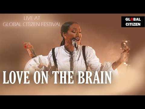 Rihanna Love On the Brain | Live at Global...