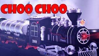 choo choo train - train videos for children - سيارات اطفال كرتون - toy train for kids