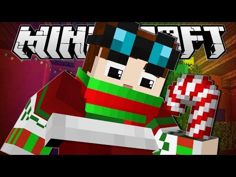 Minecraft   NAUGHTY OR NICE?!   Santa's Gamble Custom Map