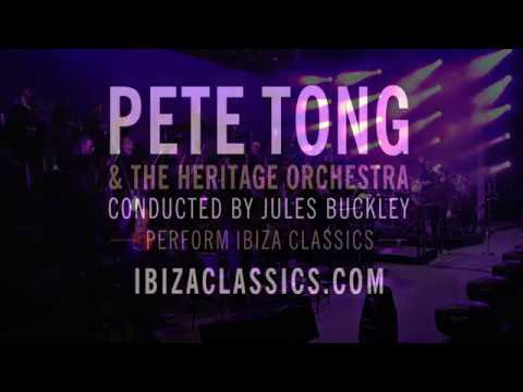Pete tong presents ibiza classics common people festival for Jules buckley heritage orchestra