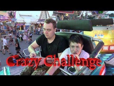 Crazy Challenges #2: 45 Min Break Dance (Die Vorbereitung auf die 3h Break Dance Challenge)