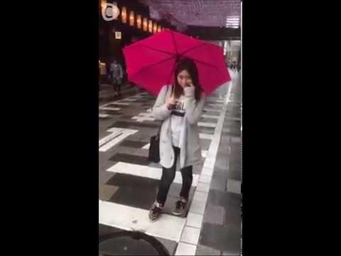 雨の日の気温15℃スニーカーコーデ♥ meisyummyc C CHANNEL