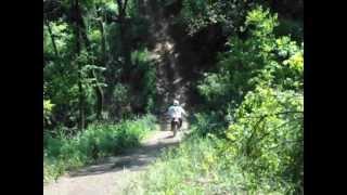 Big Rock ATV Park Hill Climbs