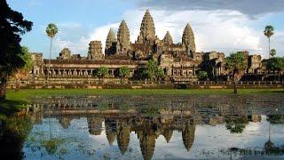 #778 Камбоджа Сием Рип Завтрак в гостинице Храм Ангкор-Ват(Ангкор-Ват - гигантский индуистский храмовый комплекс в Камбодже, посвящённый богу Вишну. Является одним..., 2016-03-03T15:37:38.000Z)