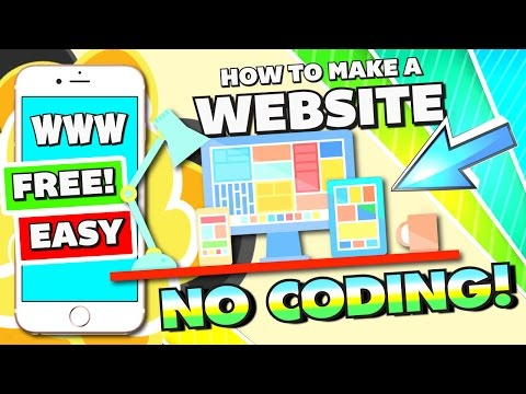 How To Make Website For Free From Scratch No Coding Needed
