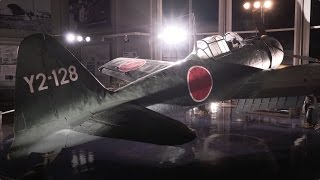 Japanese Zero Fighter 4K (Ultra HD) - 零戦