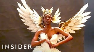 Designer Creates Fairy Fashion