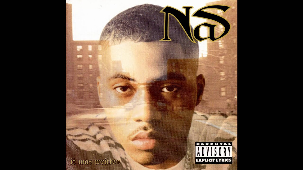 Nas It Was Written Nas - The Message (HD)...