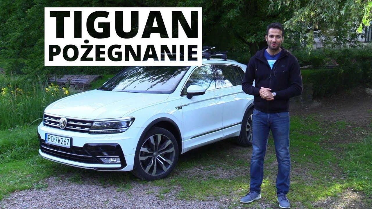 Volkswagen Tiguan 2.0 TDI 240 KM – podsumowanie testu długodystansowego