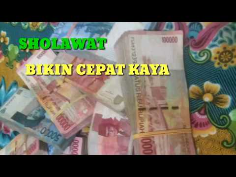 Sholawat Bikin Cepat Kaya
