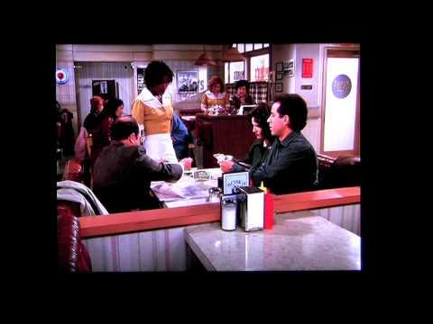 Seinfeld. Is he black?