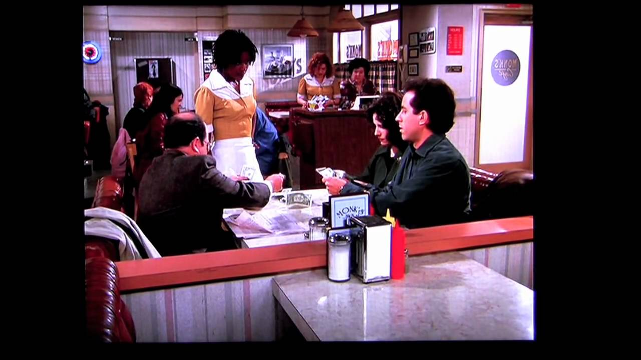 Download Seinfeld. Is he black?