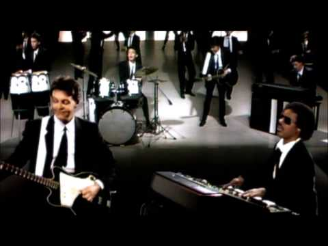 Paul McCartney & Stevie Wonder:
