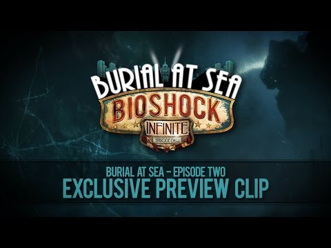 BioShock Infinite: Burial at Sea Episode 2 trailer delivers a surprising twist