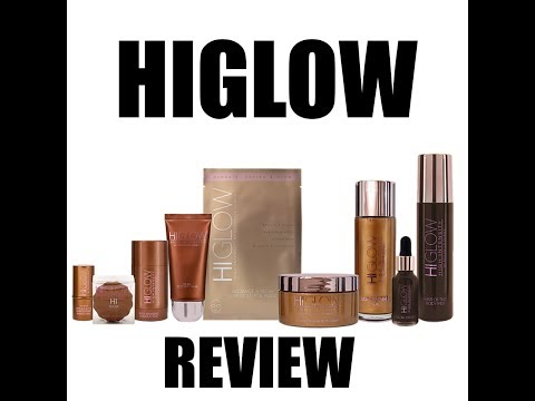 HIGLOW BY ROCHELLE HUMES COLLECTION REIVEW