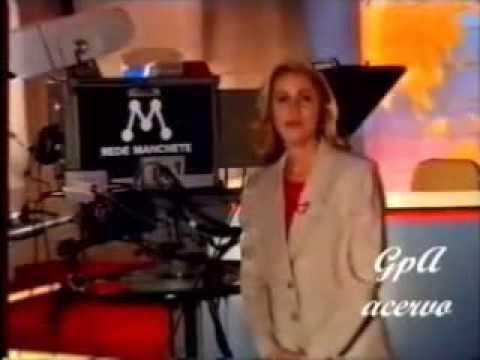 Jornal da Manchete no especial Rede Manchete 13 Anos