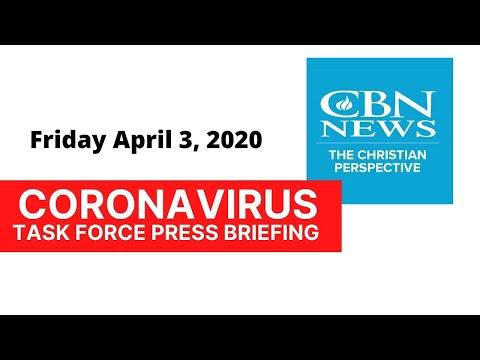 April 3, 2020: White House Coronavirus Task Force Press Briefing | CBN News