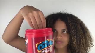 FINGER COILS using Novex My Curls Movie Star